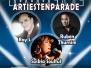 Artiestenparade 8 oktober 2016