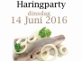Haringparty 2016